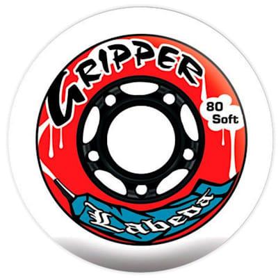 White/Black (Labeda Gripper Inline Wheel)