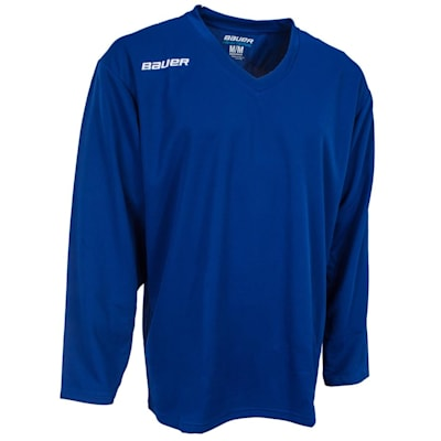 Royal (Bauer 200 Series Core Practice Jersey - Junior)