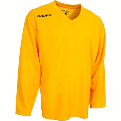 Gold (Bauer 200 Series Core Practice Jersey - Junior)