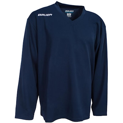 Navy (Bauer 200 Series Core Practice Jersey - Junior)