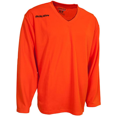 Orange (Bauer 200 Series Core Practice Jersey - Junior)