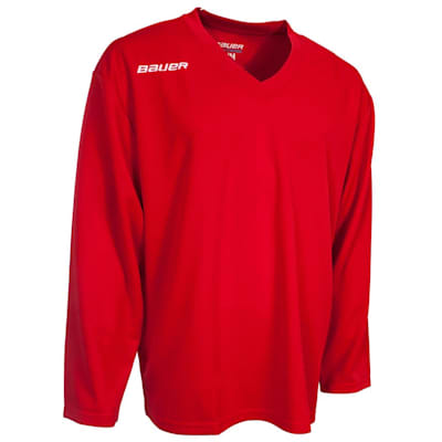 Red (Bauer 200 Series Core Practice Jersey - Junior)