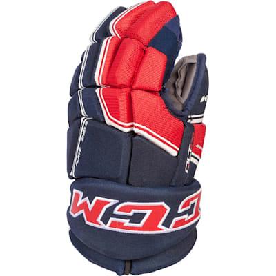 (CCM QuickLite 270 Hockey Gloves - Junior)