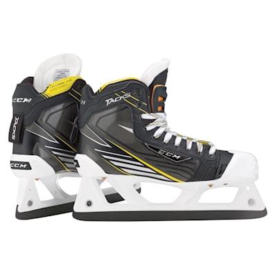 Tacks Goal Skates (CCM Tacks Goalie Skates - Senior)