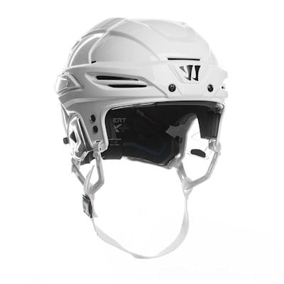 White (Warrior Covert PX+ Hockey Helmet)