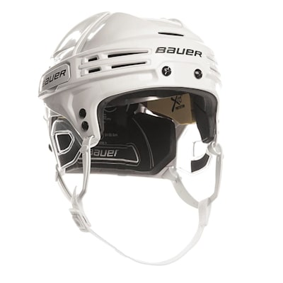 White/White (Bauer RE-AKT 75 Hockey Helmet)