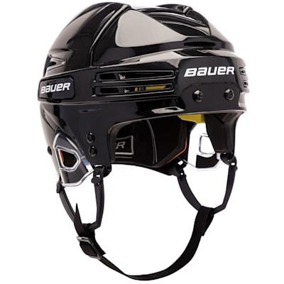 Black/Black (Bauer RE-AKT 75 Hockey Helmet)