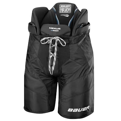 Black (Bauer Nexus N9000 Hockey Pants - Junior)