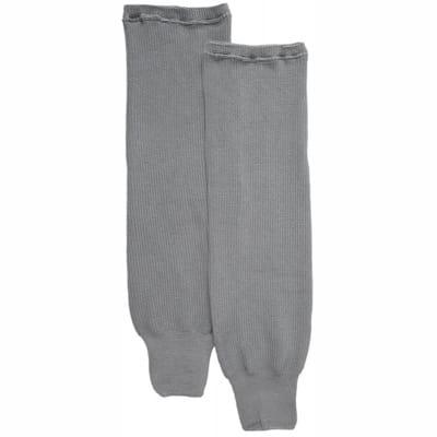 Grey (CCM S100P Knit Socks - Senior)