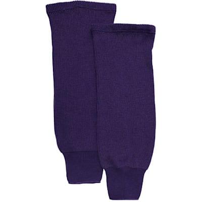 LA Purple (CCM S100P Knit Socks - Senior)