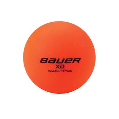 (Bauer Xtreme Density Hockey Ball - 1 Ball)