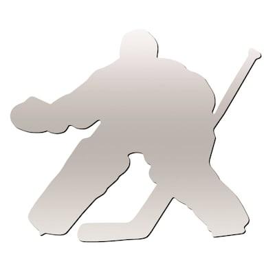 (A&R Hockey Goalie Magnet & Decal)