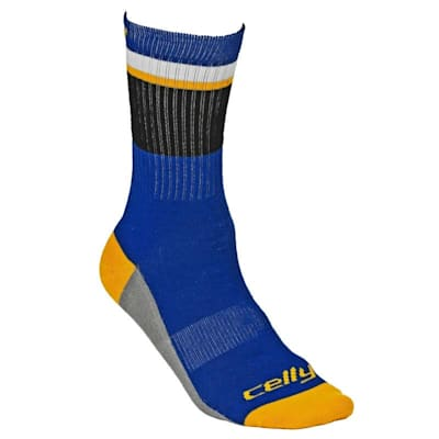 Celly St. Louis Socks (Celly Hockey Socks -St. Louis - Mens)