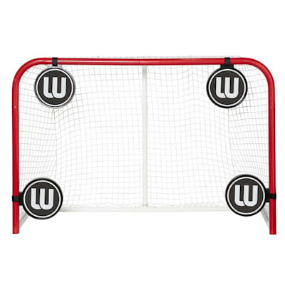 Foam Shooting Target 4 Pack (Winnwell Foam Hockey Shooting Target - 4 Pack)
