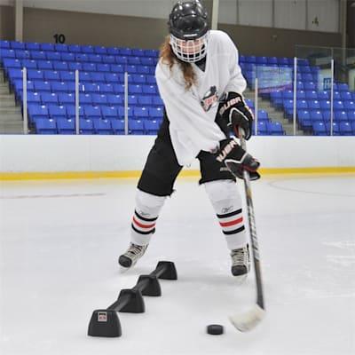 (HockeyShot Extreme Dangler)