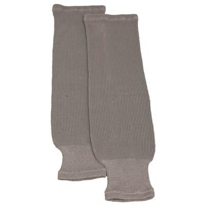 (Solid Knit Hockey Socks - Youth)