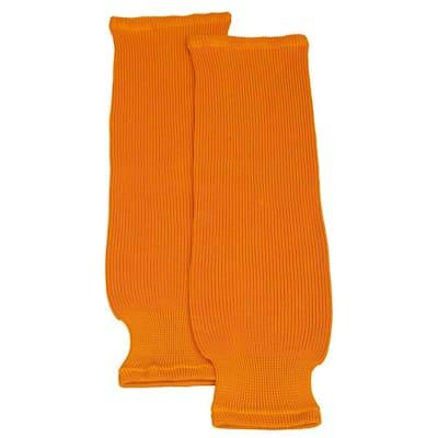 (Solid Knit Hockey Socks - Tyke)