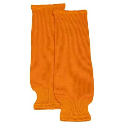 (Solid Knit Hockey Socks - Intermediate)