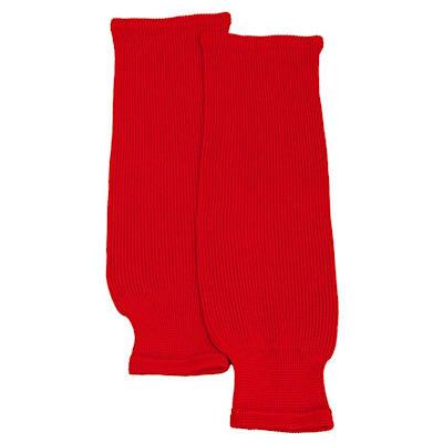 (Solid Knit Hockey Socks - Senior)
