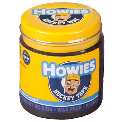 (Howies Wax Pack (3 Black,1 Wax Tin))