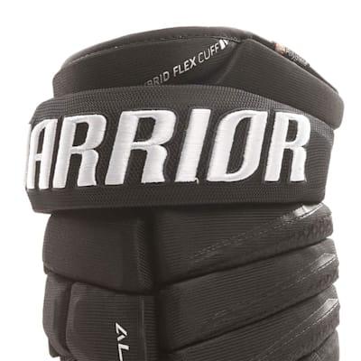 Alpha QX Pro Glove - Cuff View (Warrior Alpha QX Pro Hockey Gloves - Junior)