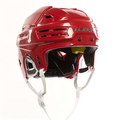 Red (Bauer RE-AKT 200 Hockey Helmet)