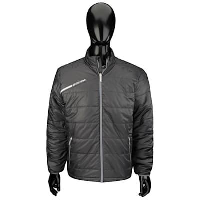 Black (Bauer Flex Bubble Hockey Jacket - Senior)
