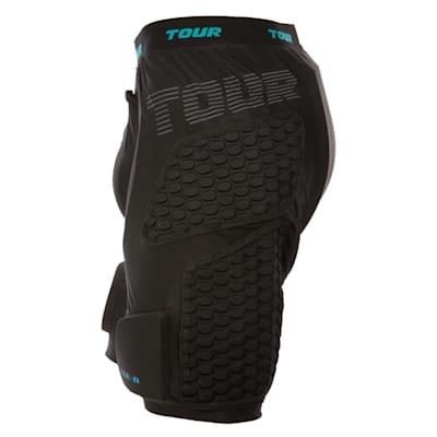 Tour Code 1 Hip Pads Inline Girdle