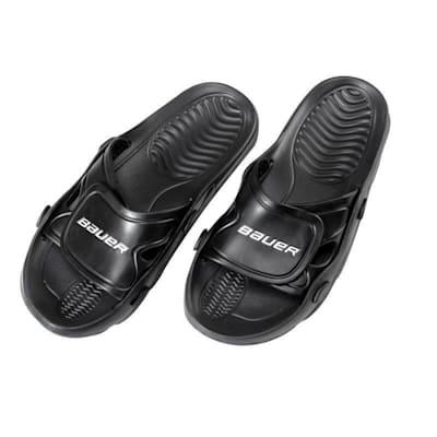 (Bauer Shower Slide Hockey Sandals - Senior)