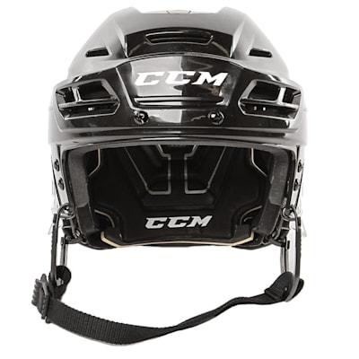 Front (CCM Tacks 310 Hockey Helmet)