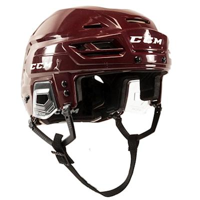 Maroon (CCM Tacks 310 Hockey Helmet)