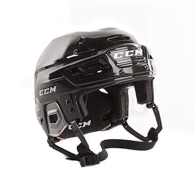 Black (CCM Tacks 710 Hockey Helmet)