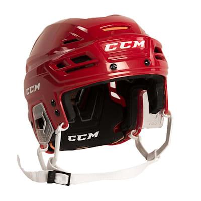 Red (CCM Tacks 710 Hockey Helmet)