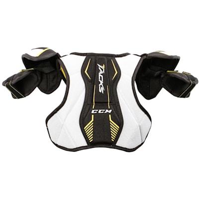 Super Tacks Shoulder Pad (Yth) - Back (CCM Super Tacks Hockey Shoulder Pads - Youth)