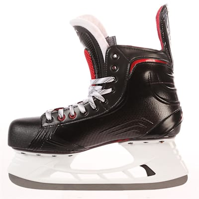 S17 Vapor X600 Ice Skate - Side View (Bauer Vapor X600 Ice Hockey Skates - 2017 - Junior)