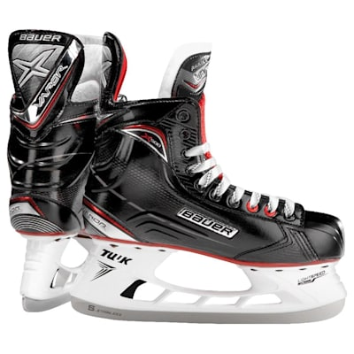 S17 Vapor X500 Ice Skate (Bauer Vapor X500 Ice Hockey Skates - 2017 - Senior)