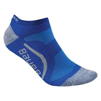 Bauer Core Low Cut Sock (Bauer Core Ankle Cut Hockey Socks - 2017 - Adult)
