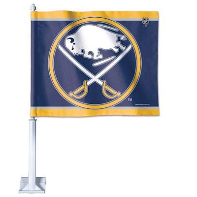 WinCraft Hockey Car Flag - Buffalo Sabres (Wincraft Hockey Car Flag - Buffalo Sabres)