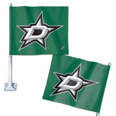 WinCraft Hockey Car Flag - Dallas Stars (Wincraft Hockey Car Flag - Dallas Stars)