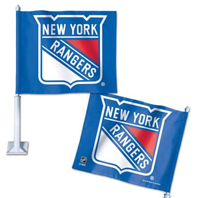 WinCraft Hockey Car Flag - New York Rangers (Wincraft Hockey Car Flag - New York Rangers)