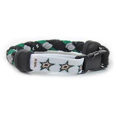 NHL Bracelet DAL (NHL Bracelet - Dallas Stars - 8 Inch)