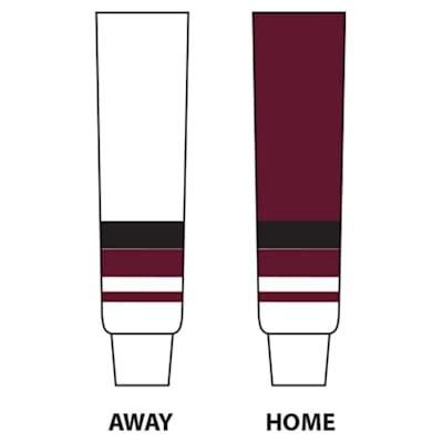 (NHL Team Hockey Socks - Arizona Coyotes - Intermediate)