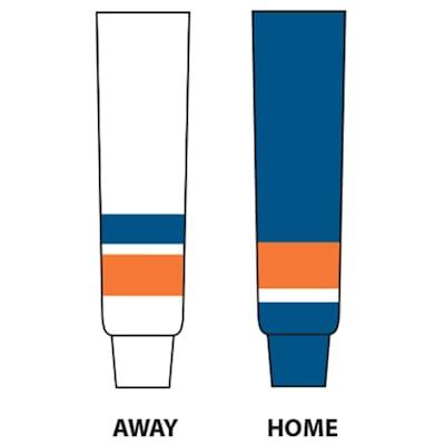 Dogree NHL Team Hockey Socks - New York Islanders (NHL Team Hockey Socks - New York Islanders - Senior)