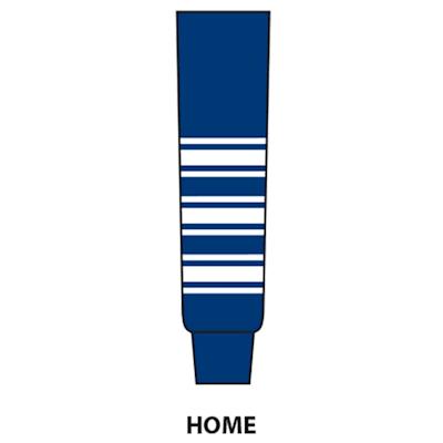 Home (NHL Team Hockey Socks - Toronto Maple Leafs - Tyke)