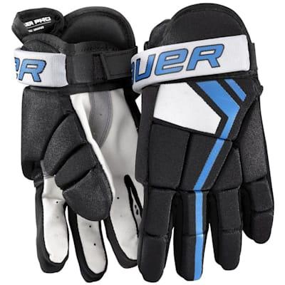 Bauer Pro Hockey Gloves (Bauer Pro Street Hockey Gloves - Junior)
