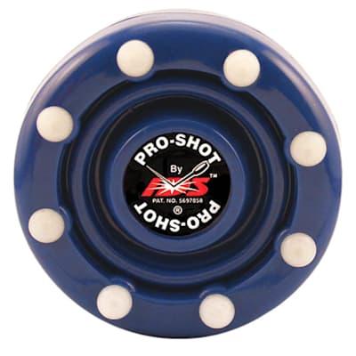 Blue (IDS Pro Shot Inline Hockey Puck)