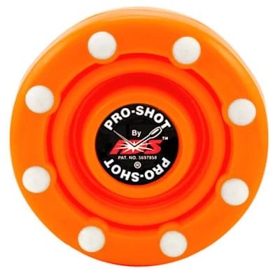 Orange (IDS Pro Shot Inline Hockey Puck)