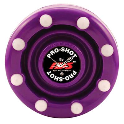 Purple (IDS Pro Shot Inline Hockey Puck)