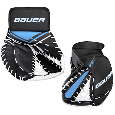 Bauer Street Hockey Goalie Catcher (Bauer Street Hockey Goalie Catch Glove Senior - Senior)