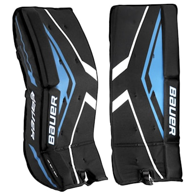 Bauer Street Hockey Goalie Leg Pads (Bauer Street Hockey Goalie Leg Pads - Junior)